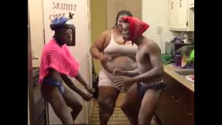 Dq4equis dq4e_dedoe African Dance