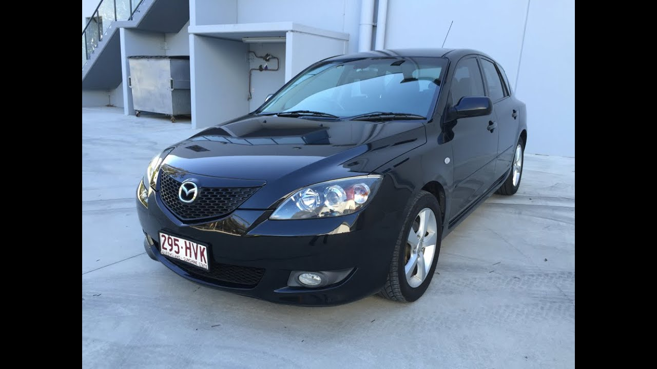 sold mazda 3 maxx sport for sale 2004 review youtube. Black Bedroom Furniture Sets. Home Design Ideas