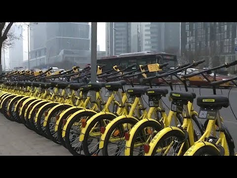 Bike sharing programs face tricky balancing act in China and abroad