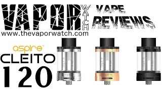 Cleito 120 by Aspire- Can it handle 160 watts??
