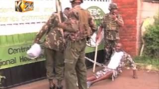 Sokomoko : CORD vs IEBC