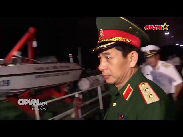 Việt Nam mất liên tiếp 2 máy bay SU-30MK2 và CASA 212: Tổng Tham mưu trưởng chỉ huy cứu nạn