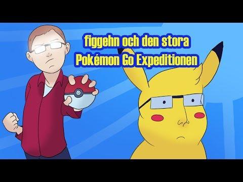 Felix Recenserar - Figgehn och den stora Pokémon Go-expeditionen