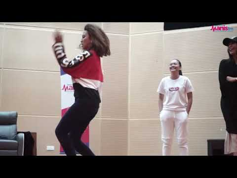 De Fam VS Timor Ranjes dalam Battle Dance