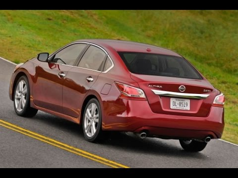 2015 nissan altima start up and review 2 5 l 4 cylinder youtube. Black Bedroom Furniture Sets. Home Design Ideas