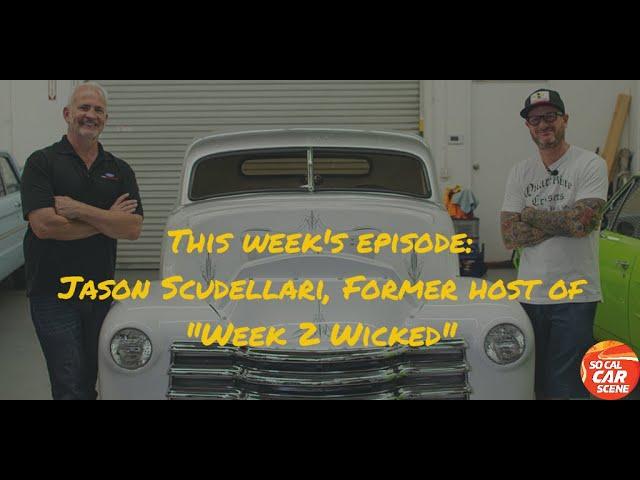 Jason Scudellari, Former Host of Week 2 Wicked