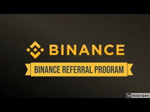 Binance Referral Program 40% Commission! Referral ID 12695653