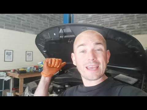 How to replace a fuel filter on Kia Sorento 2015