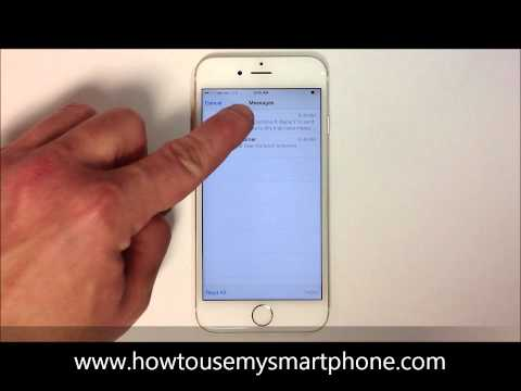 Delete photos from text messages iphone 6