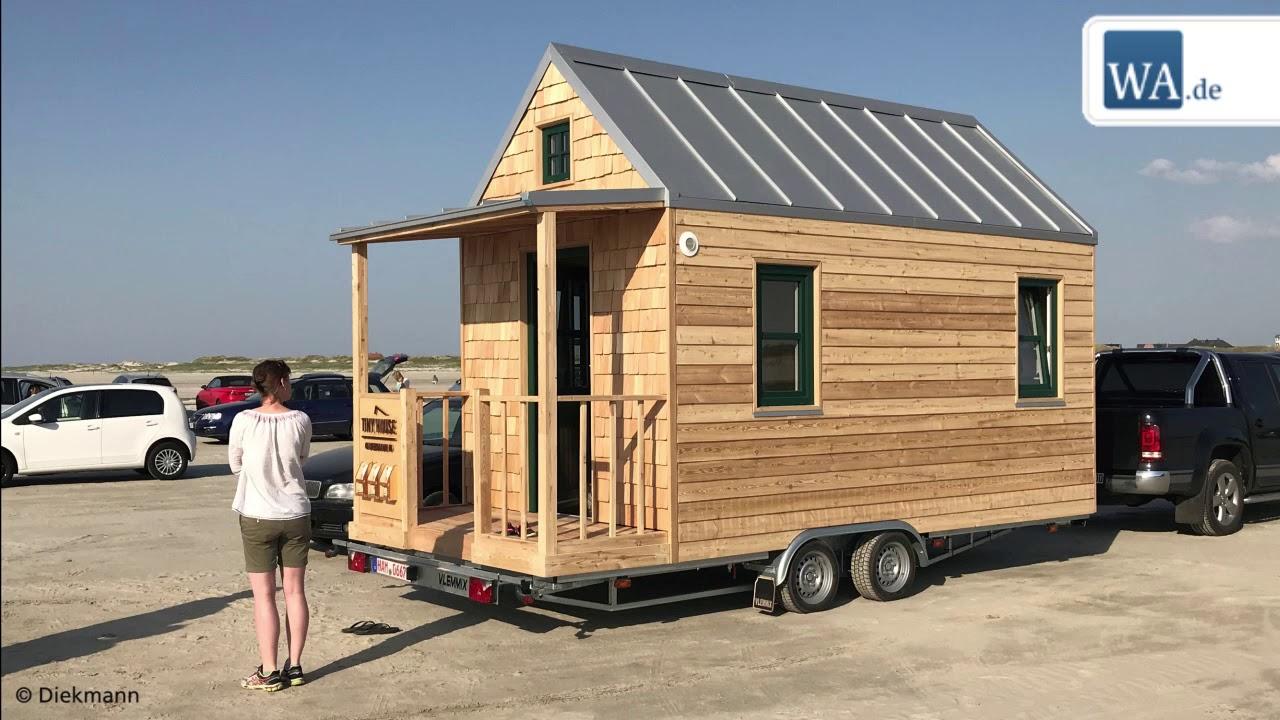 Hammer Häuser Bei Tchibo Schreinerei Fertigt Tiny Houses