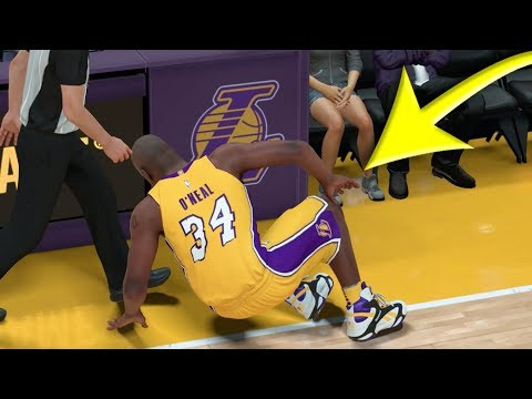 Does A Player Pass Out When They Hit 0 Energy? NBA 2K18 Challenge