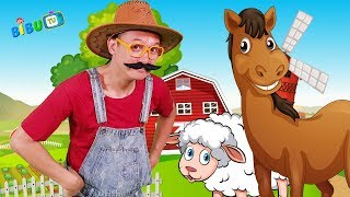 Old Macdonald Had A Farm Song Lyrics   Nursery Rhymes and Kids Songs