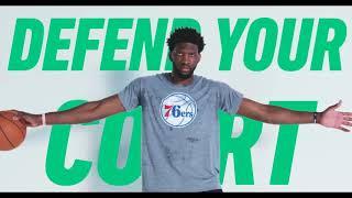 NBA Live 19 Court Battles Trailer