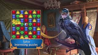 Ravenhill Hidden Mystery Gameplay Trailer ANDROID GAMES on GplayG