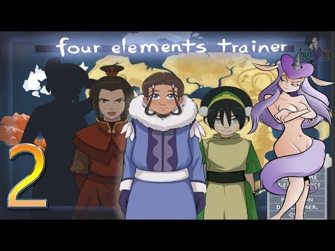 Four Elements Trainer Part 2 Shadowy Figure