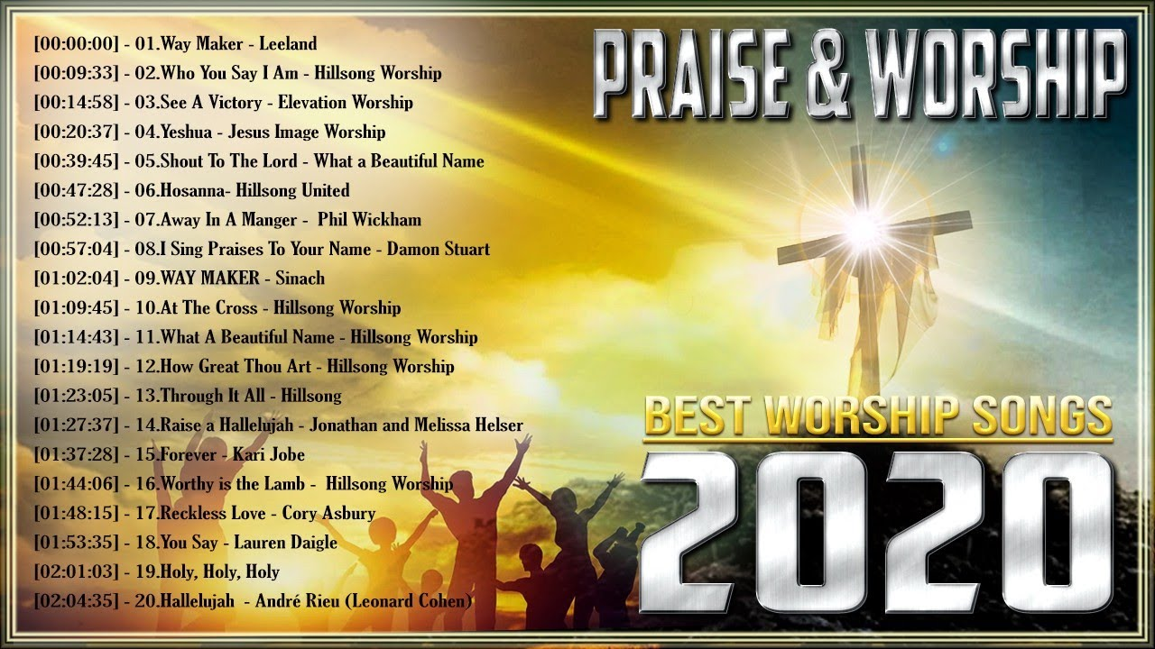 Way Maker  || 3 Hours Nonstop Praise And Worship Songs All Time || Top 100 Worship Songs This Year