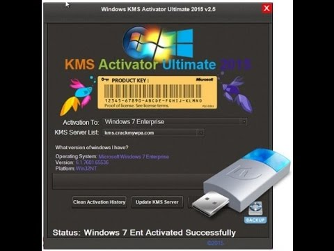 kms activator  youtube