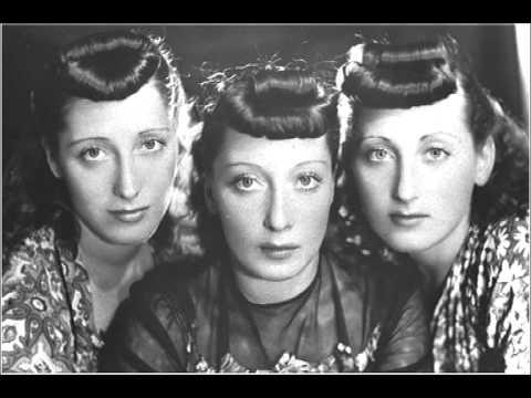 Trio Lescano - Tulipan
