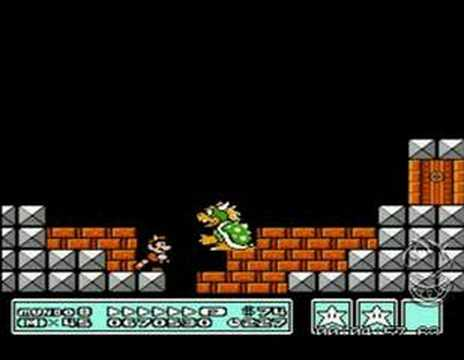 Final Super Mario Bros 3
