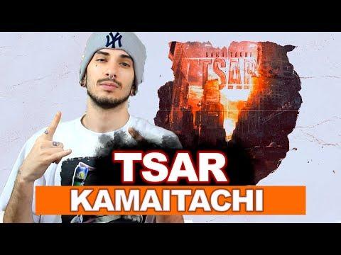 k a m a i t a c h i - Tsar (prod.Stéfano Loscalzo) | REACT / ANÁLISE VERSATIL thumbnail