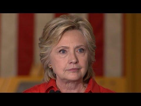 Hillary Clinton talks jobs in Pennsylvania