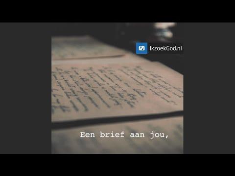 Nieuw Een brief voor jou - YouTube RI-98