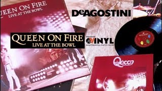 Baixar [444] Queen On Fire: Live At The Bowl - The Vinyl Collection LP from Italy (2018)