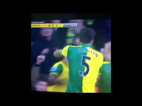 [Full HD] Mbokani Goals Norwich City 1 - 1 Liverpool 23.01.2