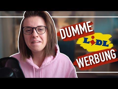 Schei** Lidl Werbung | Rebellika rebelliert rum