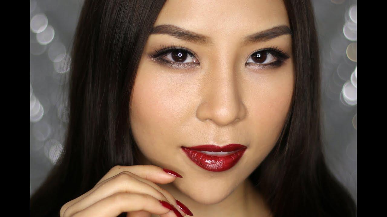 Evening Makeup Tutorial - Beginners - YouTube