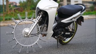 MOST UNUSUAL MOTORBIKES THAT ARE ON ANOTHER LEVEL