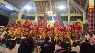 Janger STT. Dharma Yowana Shanti, Br. Abiansemal - Lodtunduh