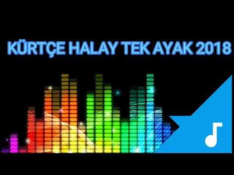 Kürtçe Halay Tek Ayak 2018 New ~ Full Kesintisiz 30 Dakika