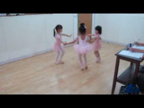 Ballet Master Class 2017