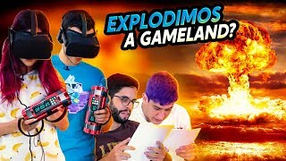 DESARME A BOMBA RELÓGIO! QUEM VENCEU?? - KEEP TALKING AND NOBODY EXPLODES