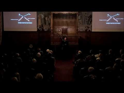 Blaauw Lecture 2017: Dark Force in the Invisible Universe - Anna Scaife