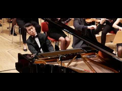Haiou Zhang spielt Rachmaninow Klavierkonzert Nr. 3 d-moll Op. 30