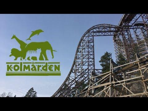Kolmården Vlog April 2018