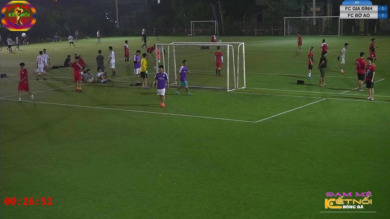 HIGHLIGHT NHỮNG PHA BÓNG ĐẸP MẮT TRONG SÂN7 FC GIA ĐÌNH VS FC BỜ AO 4-1 GIẢI CÚP MÙA HÈ 2019 HÀ ĐÔNG
