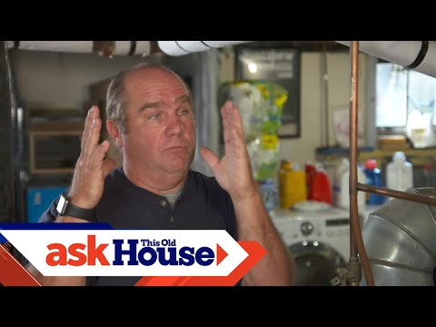 How to Install an Indirect Water Heater on a Boiler