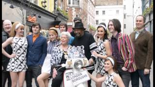 50th Anniversary launch - Carnaby Street