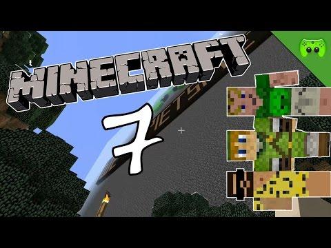 MINECRAFT Adventure Map # 7 - Die PietSmiet Map «» Let's Play Minecraft Together | HD