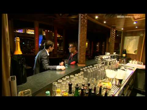 NEWSNIGHT: Inside a German 'superbrothel'