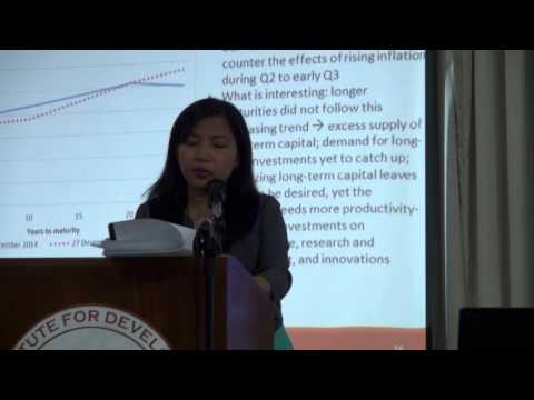Presentation by Dr.  Adoracion Navarro