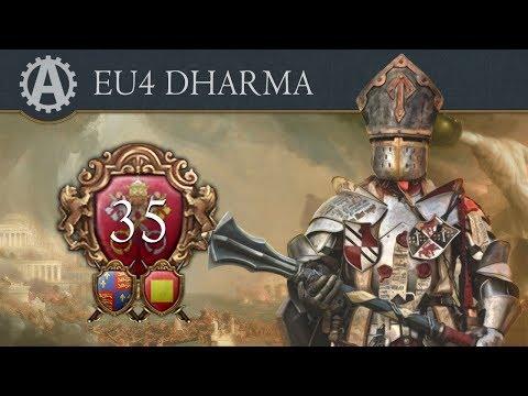 EU4 - Dharma Battle Pope 35 (Edited by LGS)