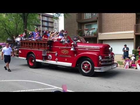 July 4,2018 Des Plaines, Illinois Parade