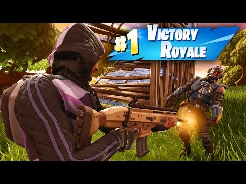 28 TOTAL ELIMINATION SQUAD WIN WITH A REAL NHINJA! Fortnite Battle Royale Gameplay Ep. 36