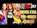 WWE 2K20: COVER STAR, PRE-ORDER BONUS & REVEAL TRAILER RELEASE DATE