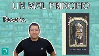 Un Mal Principio - Lemony Snicket | Booktube Colombia