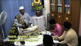 """Habib Ahmad Ismail, """" Hukum memohon keduniaan dalam sembahyang """""""